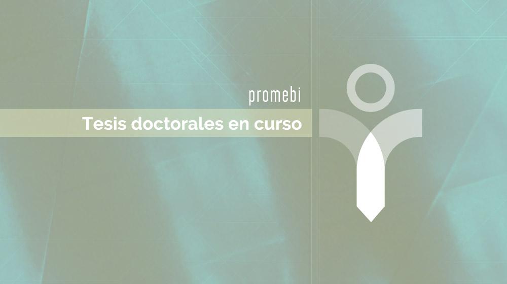 promebi_Tesis doctorales en curso