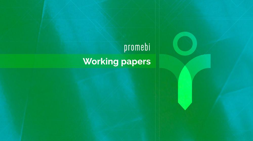 Promebi - Working papers
