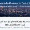 Participación PROMEBI en el Congreso REPS
