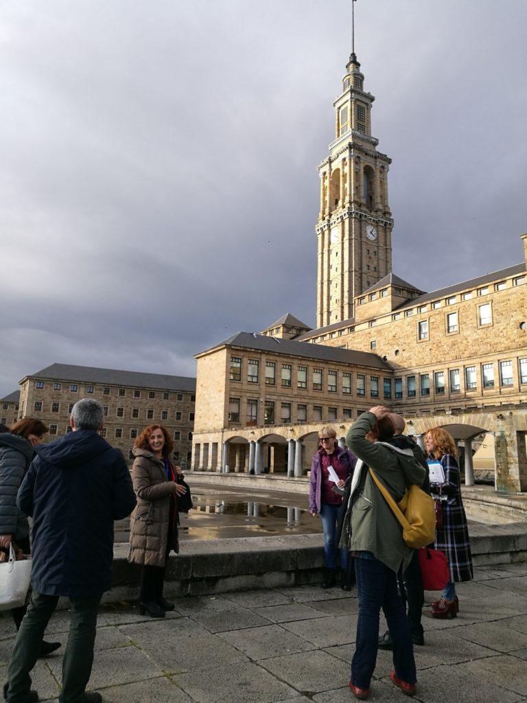 Decripción del Patrimonio de Gijón