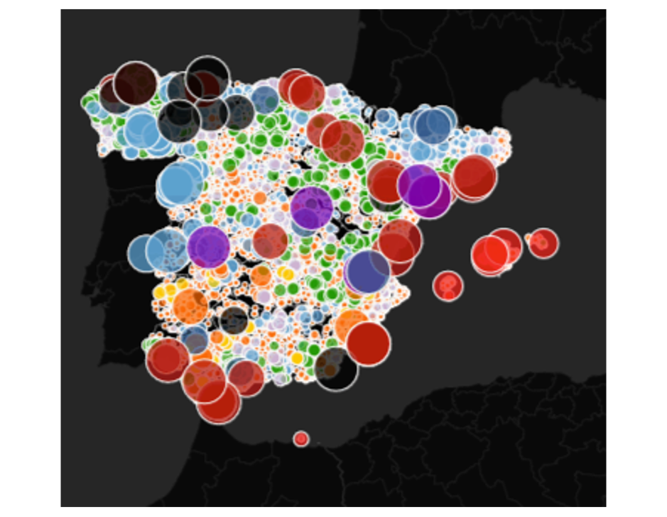 herramienta mapa instalaciones