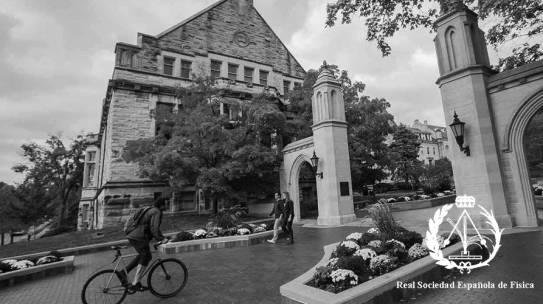 Jaime Orejas will visit Indiana University