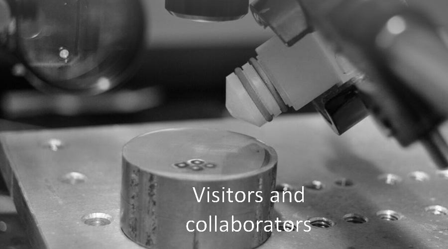Visitors & Collaborators