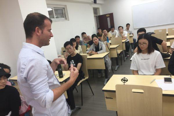 Visiting Professor at Sichuan University (Chengdu, China)