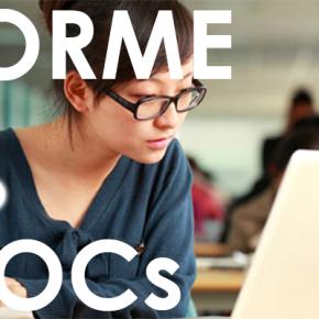 Informe SCOPEO sobre MOOC: Estado de la situación actual, posibilidades, retos y futuro.