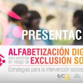 """Curso MOOC: """"Alfabetización Digital para Personas en Riesgo de Exclusión Social. Estrategias de Intervención Socioeducativa"""""""
