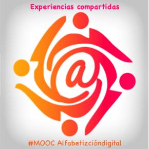 Experiencias compartidas 1º edición MOOC Alfabetización Digital para colectivos en riesgo de Exclusión Social