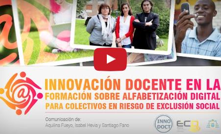 Doble premio al equipo eTIC en el Congreso Innodoct