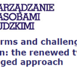 """Reforms and challenges in Spain: the renewed two-pronged approach"""