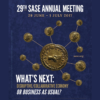 29th Annual Meeting Society for the Advancement of Socio-Economics (SASE)
