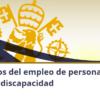 Retos del empleo de personas con discapacidad