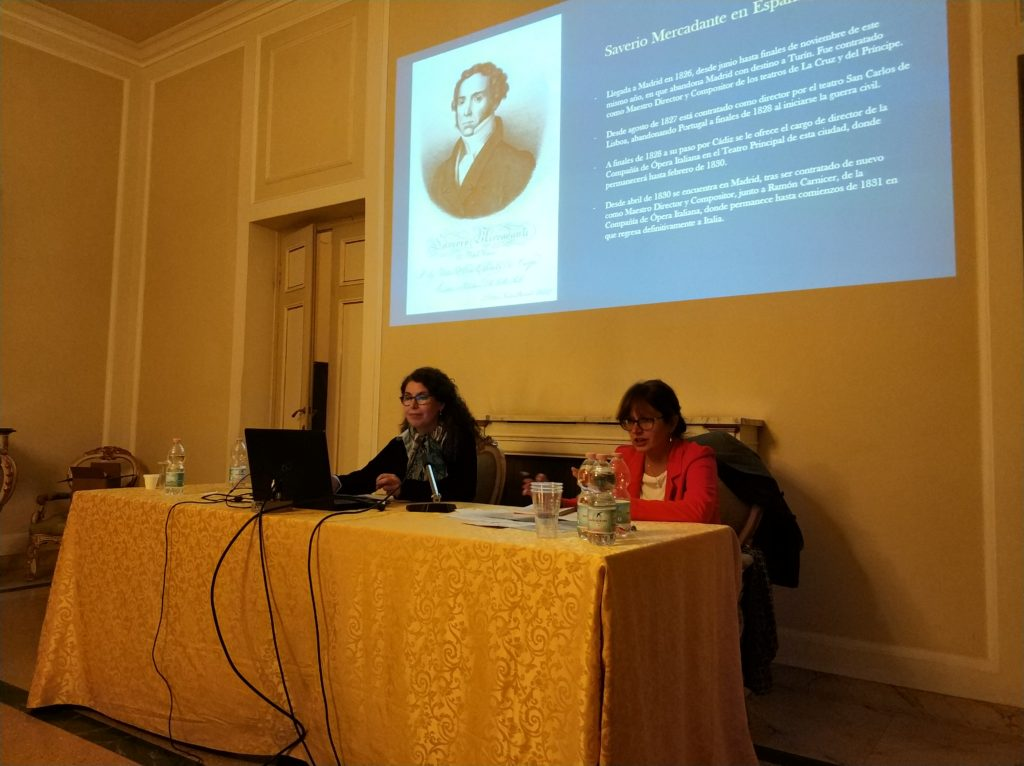 On the other hand, María Fernández Ferreiro (University of Oviedo)  commented on her edition of an unpublished quixotic version written by  Álvaro Custodio.