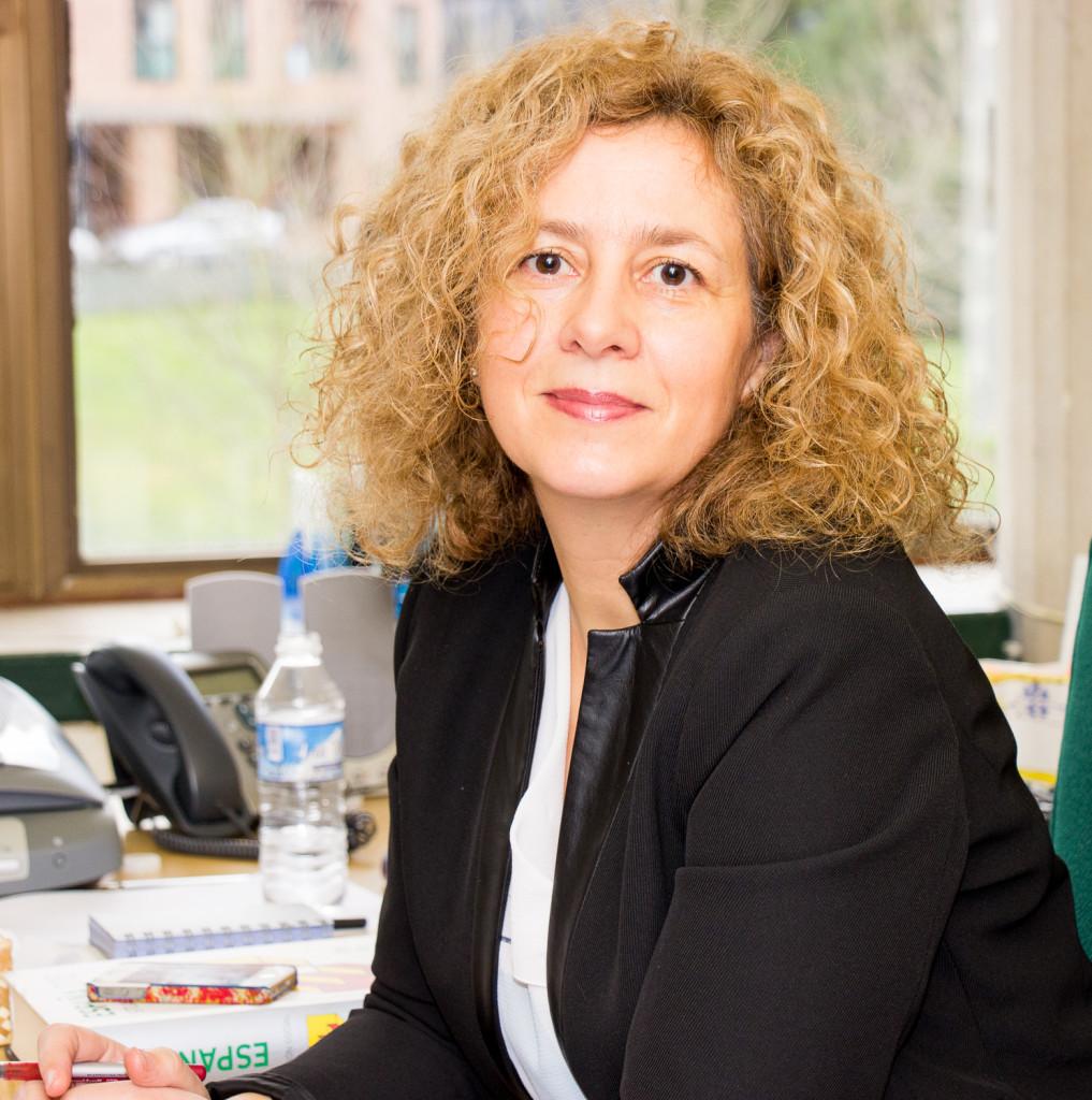Mª Amparo Novo Vázquez