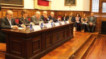 La Universidad celebra la constitución de la red de apoyo a la Alianza Nacional contra el Hambre y la Malnutrición