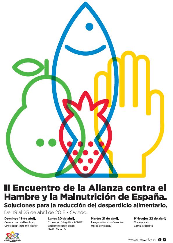 II Encuentro de la Alianza contra el Hambre y la Manutrición de España