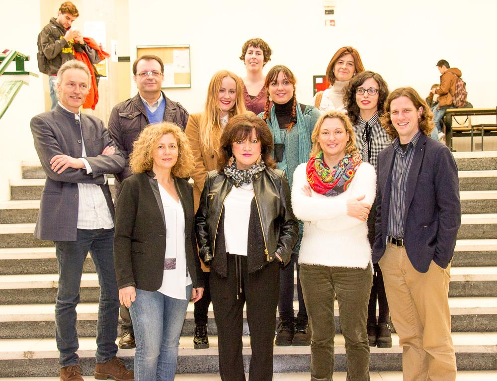 Miembros del Grupo de Investigación en Sociología de la Alimentación