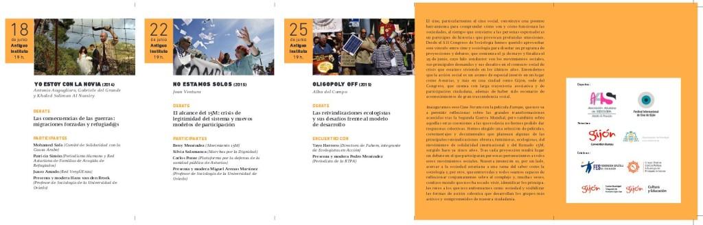 cine forum 2 folleto