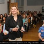 """Las doctoras Cecilia Díaz Méndez y Amparo Novo Vázquez participan en las I Jornadas de divulgación científica  """"Aliméntate con ciencia"""" organizadas por el Ayuntamiento de Gijón y la Asociación de Divulgación Científica de Asturias"""