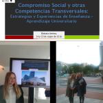 La profesora Cecilia Díaz Méndez y la doctoranda Sonia Otero Estévez son invitadas al Congreso de investigación en Innovación Educativa, Compromiso Social y otras Competencias Transversales: Estrategias y Experiencias de Enseñanza – Aprendizaje Universitario