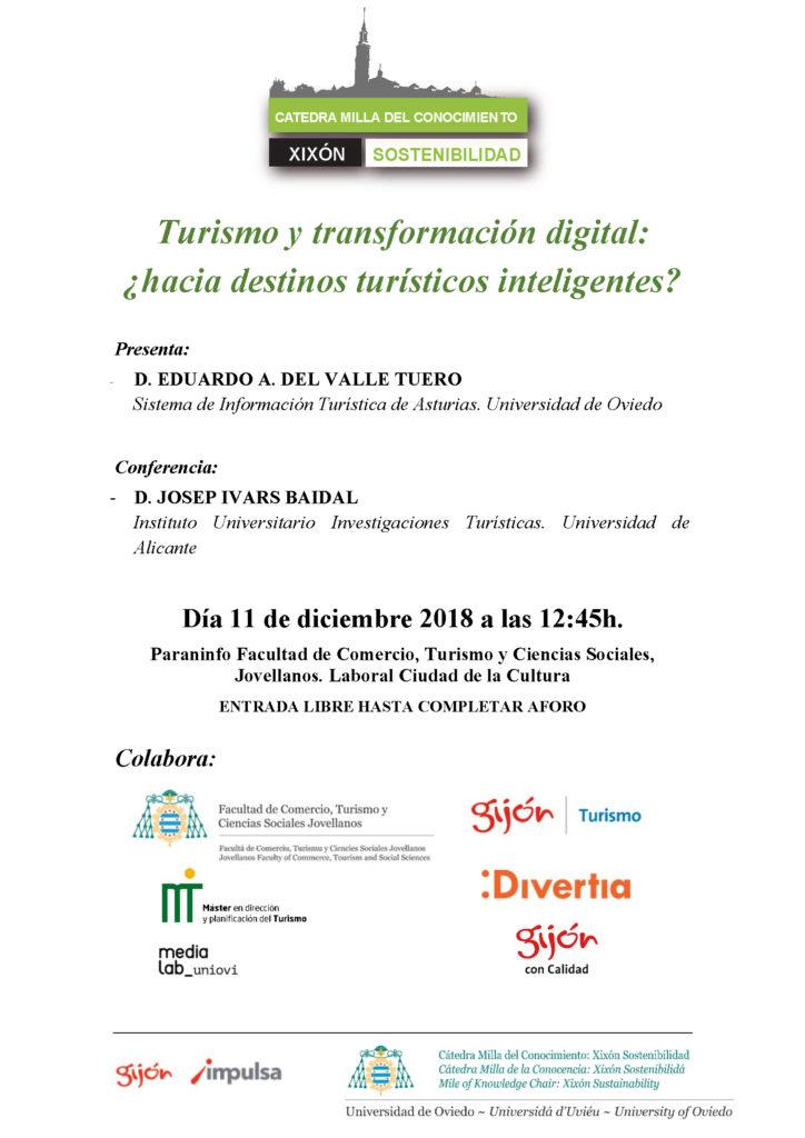 Calendario Laboral 2020 Gijon.Actividades De La Catedra Catedra Milla Del Conocimiento Xixon